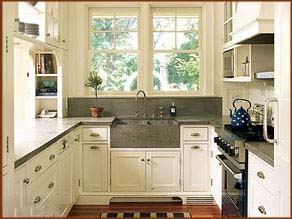 Thirteen Things Bossy's Kitchen Has In Common With Award-Winning Kitchen Design.