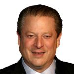 This Just In: Al Gore Wins For Biggest Face.