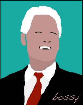 Have You Met Bossy's Boyfriend, Bill Clinton?