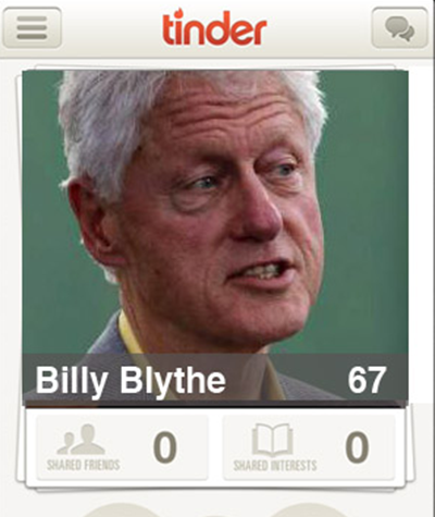 If Your Favorite Celebrities Were On Dating Websites