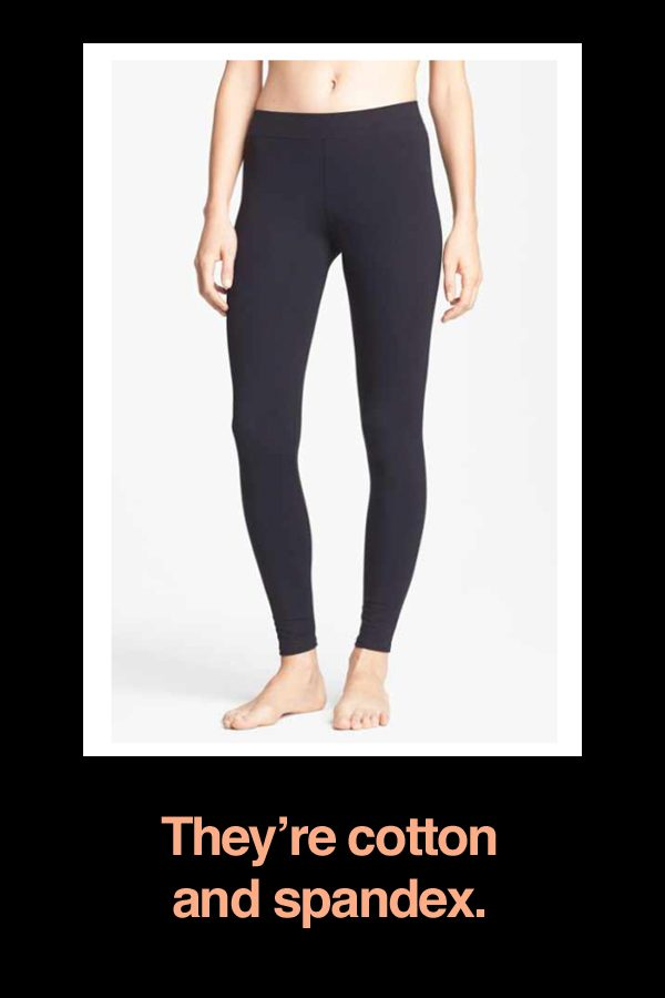 When The Decision-Challenged Person Attempts To Purchase Leggings Online